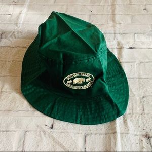National Parks Conservation Forest Green Hat OSF